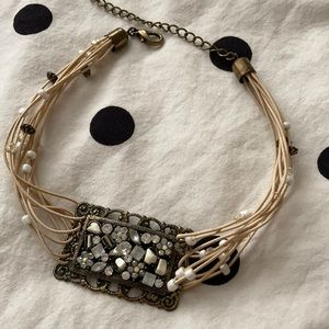 Jewelry - Vintage inspired Choker necklace